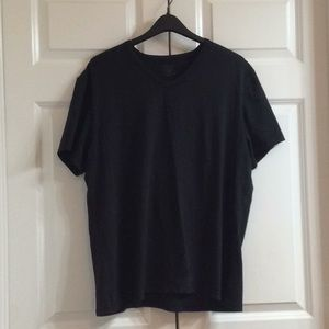 Women's Calvin Klein Black Tee Shirt Barely Used
